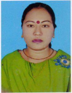 Jhorna Tripura